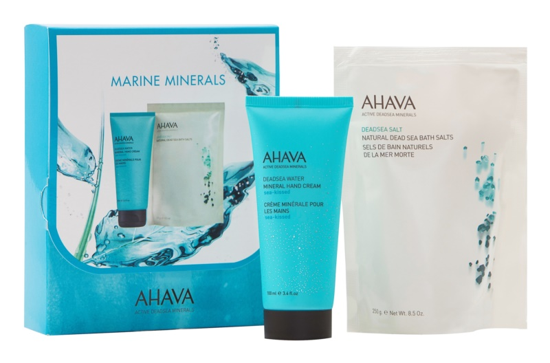Ahava Marine Minerals kozmetični set I.