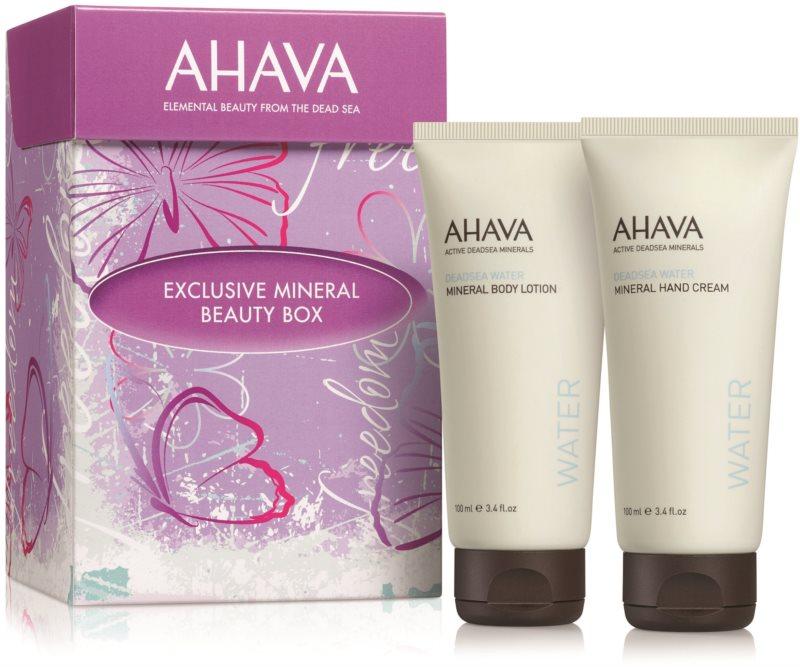 Ahava Dead Sea Water kozmetički set II.