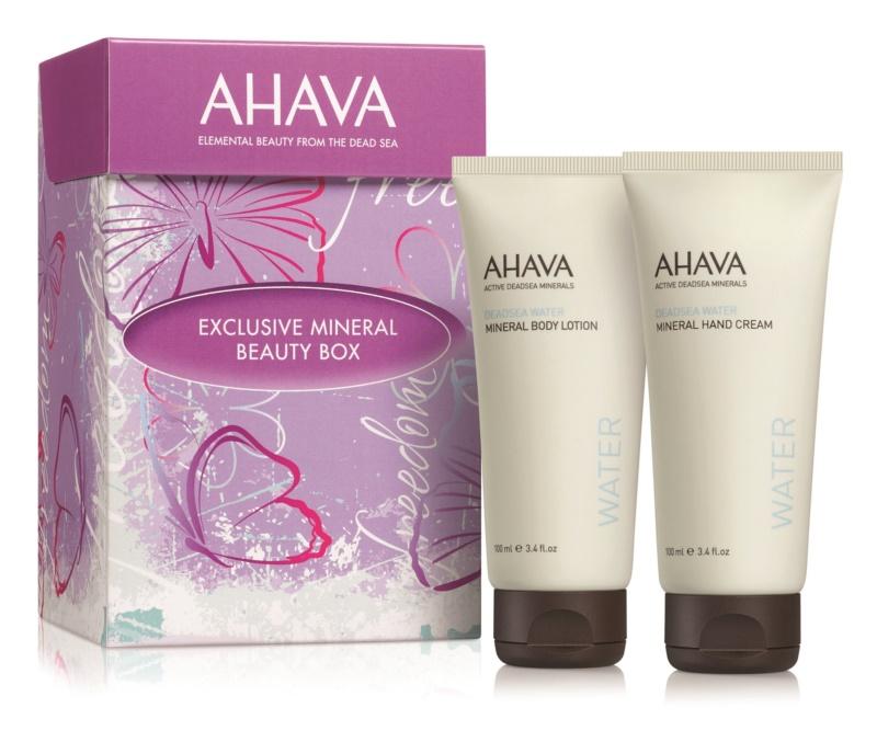 Ahava Deadsea Water kozmetični set II.
