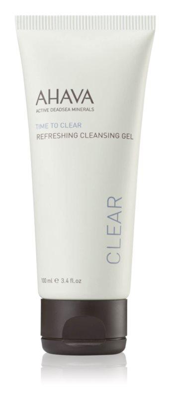 Ahava Time To Clear osvěžující čisticí gel