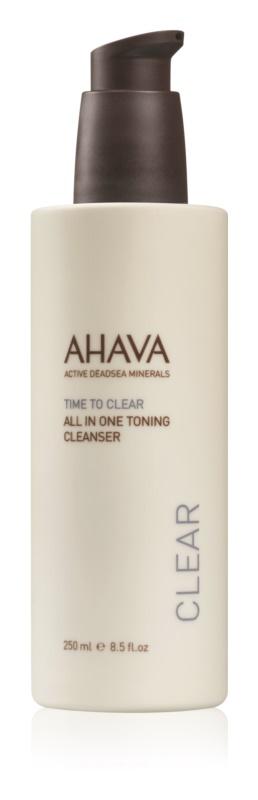 Ahava Time To Clear tonik za dubinsko čišćenje