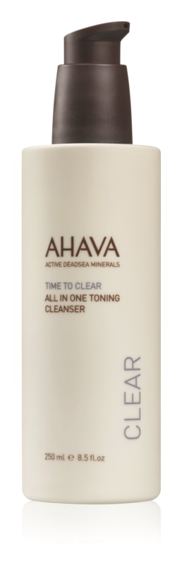 Ahava Time To Clear tonik za dubinsko čišćenje