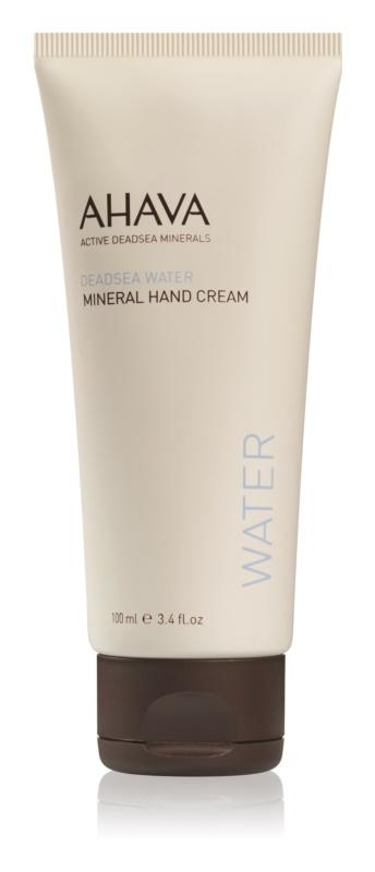 Ahava Dead Sea Water mineralna krema za ruke