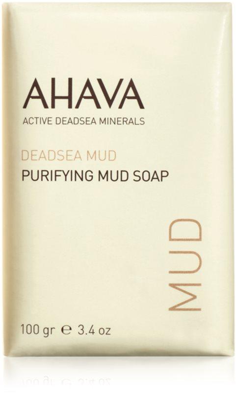 Ahava Dead Sea Mud čistiace bahenné mydlo