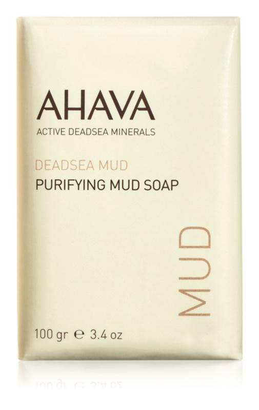 Ahava Dead Sea Mud oczyszczające mydło błotne