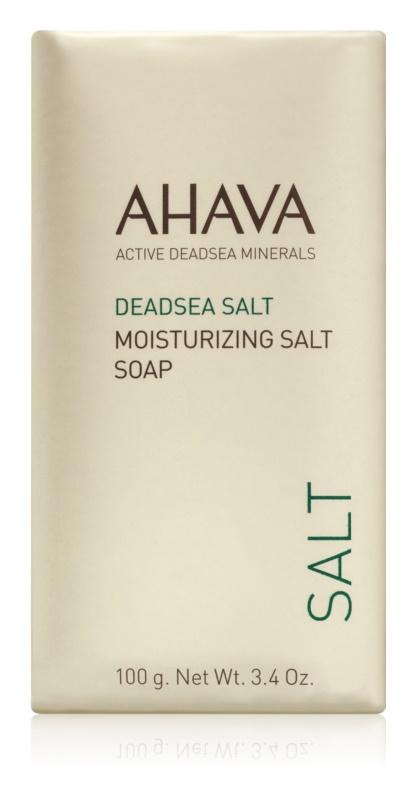 Ahava Dead Sea Salt hydratační mýdlo se solí z Mrtvého moře