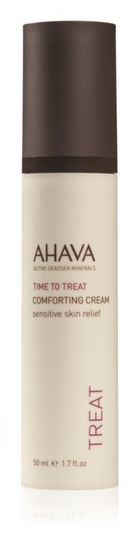 Ahava Time To Treat beruhigende Creme für empfindliche Haut mit Neigung zum Erröten