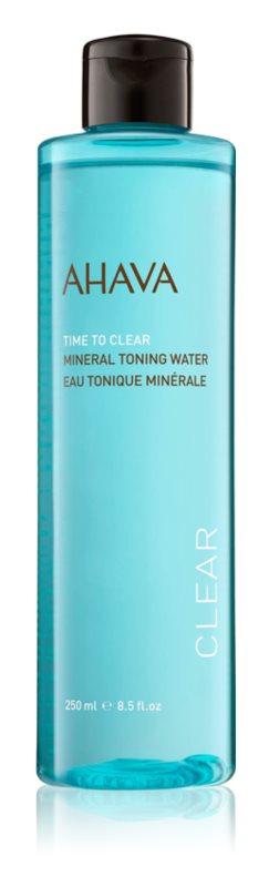 Ahava Time To Clear Mineral-Gesichtswasser mit Tönungseffekt