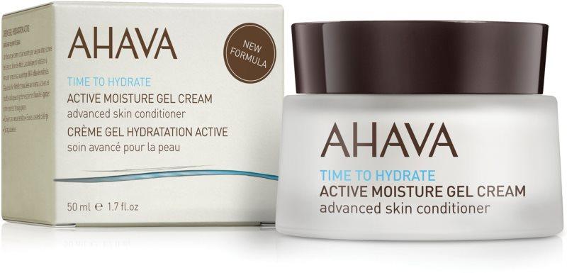 Ahava Time To Hydrate aktivní intenzivně hydratační gel-krém