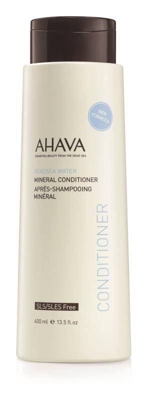 Ahava Dead Sea Water mineralisierender Conditioner