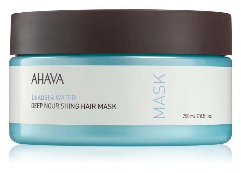 Ahava Dead Sea Water globinsko hranilna maska za lase
