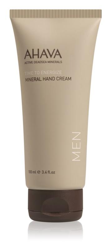 Ahava Time To Energize Men Mineral-Creme für die Hände