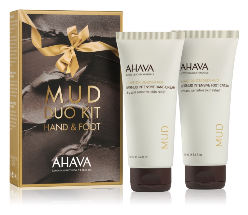 Ahava Dead Sea Mud Kosmetik-Set  I.