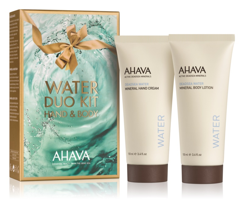 Ahava Dead Sea Water Kosmetik-Set  I.