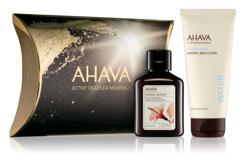 Ahava Mineral Treats kozmetički set I.