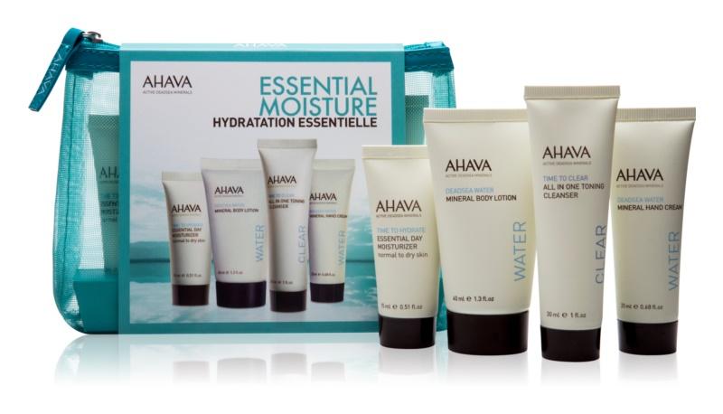 Ahava Essential Moisture opakowanie podróżne I.