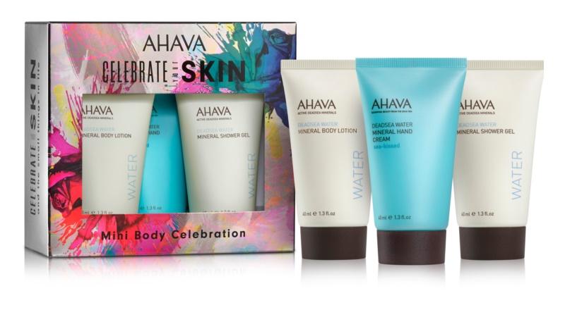 Ahava Dead Sea Water zestaw kosmetyków IV.