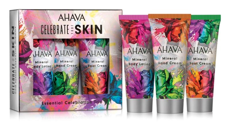 Ahava Dead Sea Water kosmetická sada VI.