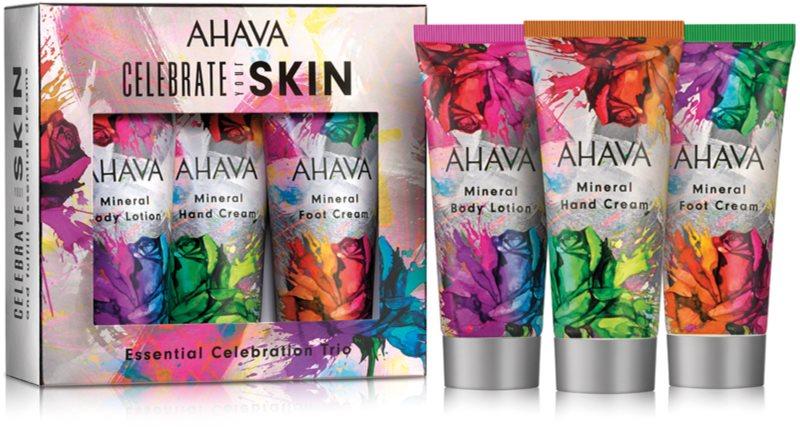 Ahava Dead Sea Water zestaw kosmetyków VI.