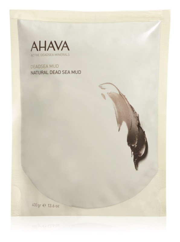 Ahava Dead Sea Mud błoto naturalne z Morza Martwego