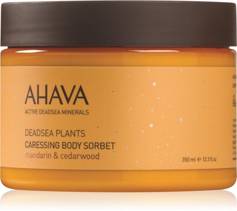 Ahava Dead Sea Plants delikatny sorbet do ciała