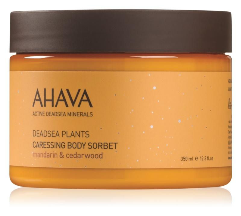 Ahava Dead Sea Plants nježni sorbet za tijelo