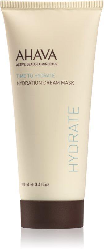Ahava Time To Hydrate hydratačná krémová maska