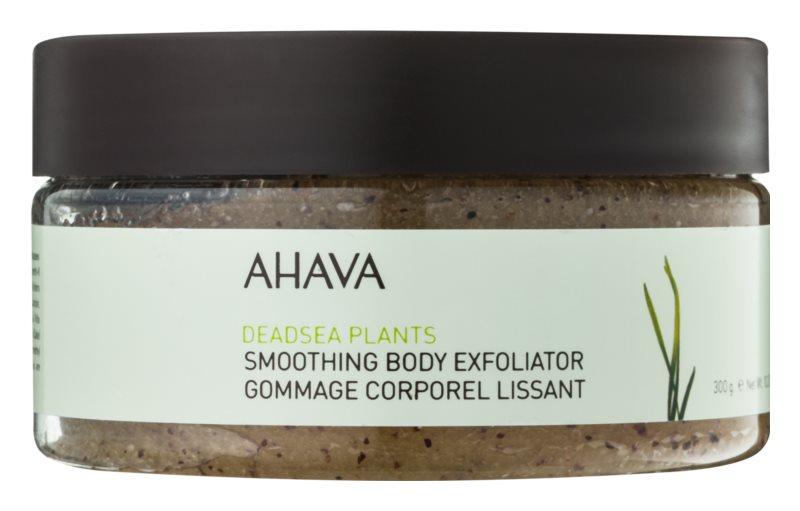 Ahava Dead Sea Plants Wygładzający peeling do ciała