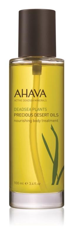 Ahava Dead Sea Plants Precious Desert Oils hranilno olje za telo