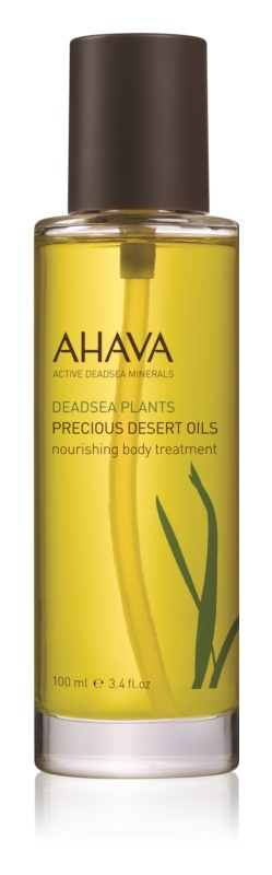 Ahava Dead Sea Plants Precious Desert Oils vyživujúci telový olej