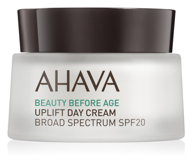 Ahava Beauty Before Age lifting krema za posvetlitev in zgladitev kože
