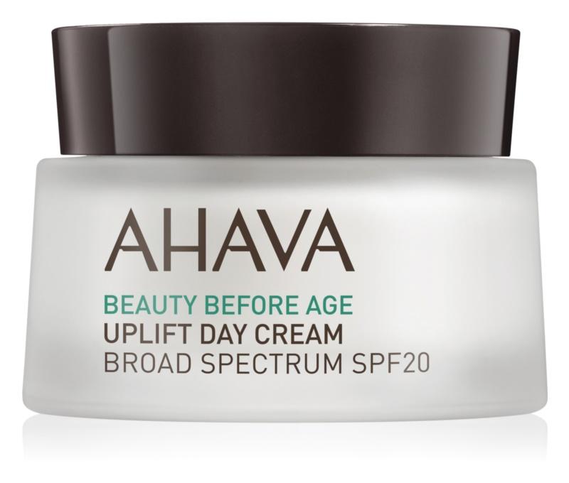 Ahava Beauty Before Age liftingový krém pre rozjasnenie a vyhladenie pleti