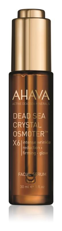 Ahava Dead Sea Crystal Osmoter X6 intenzívne sérum s protivráskovým účinkom