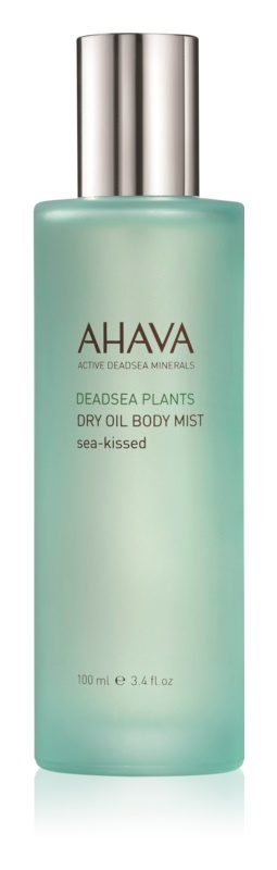 Ahava Dead Sea Plants Sea Kissed suchy olejek do ciała w sprayu