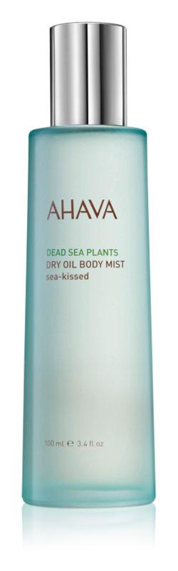 Ahava Dead Sea Plants Sea Kissed suho olje za telo v pršilu