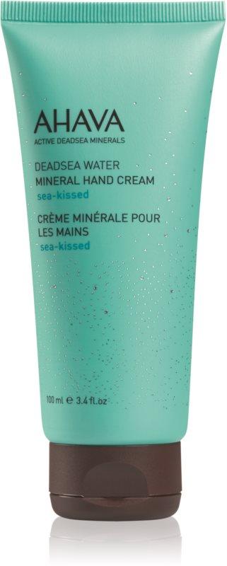 Ahava Dead Sea Water Sea Kissed Mineral-Creme für die Hände