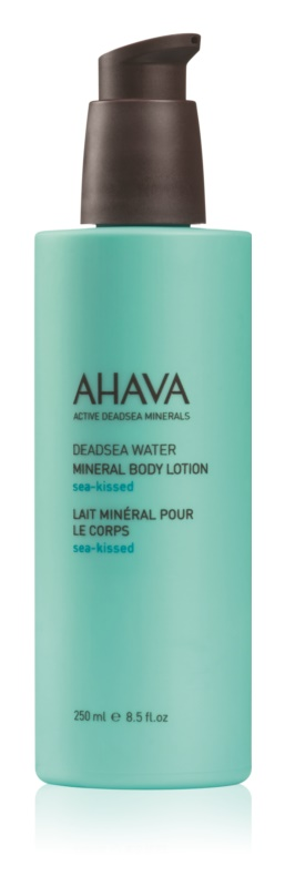 Ahava Dead Sea Water Sea Kissed Mineral-Bodymilch mit glättender Wirkung