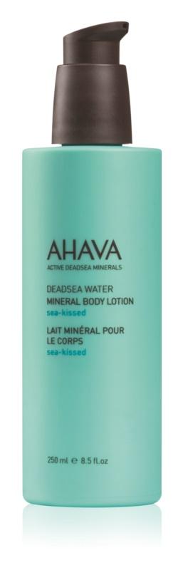 Ahava Dead Sea Water Sea Kissed mineralni losjon za telo z gladilnim učinkom