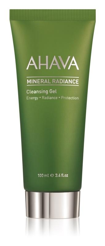 Ahava Mineral Radiance revitalisierendes Reinigungsgel