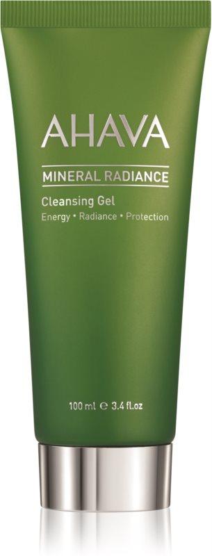 Ahava Mineral Radiance revitalizacijski čistilni gel