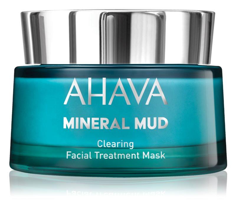 Ahava Mineral Mud čistilna maska iz blata za mastno in problematično kožo
