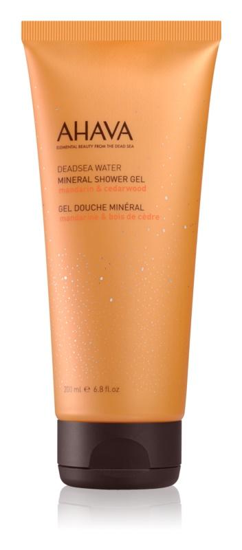 Ahava Dead Sea Water Mandarin & Cedarwood Mineral-Duschgel
