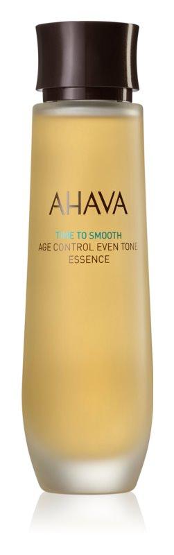 Ahava Time To Smooth Pflegende Gesichtsessenz mit Mineralienanteil