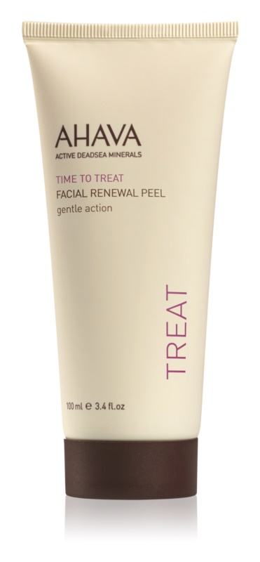 Ahava Time To Treat obnovující peeling na obličej