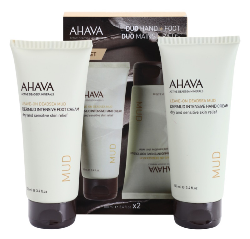 Ahava Dead Sea Mud kozmetični set I.