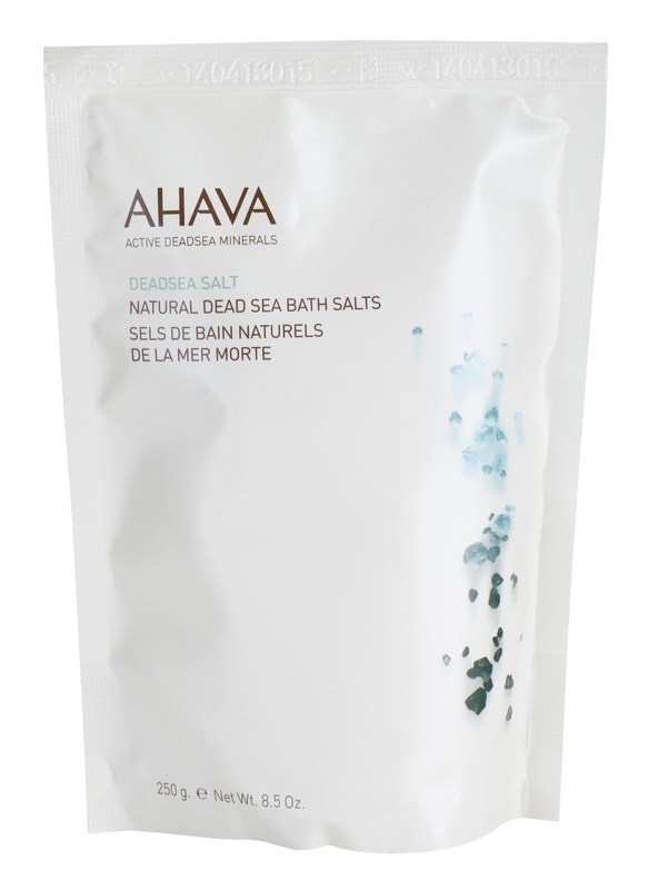 Ahava Dead Sea Salt natürliches Badesalz aus dem Toten Meer