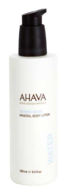 Ahava Dead Sea Water minerálne telové mlieko