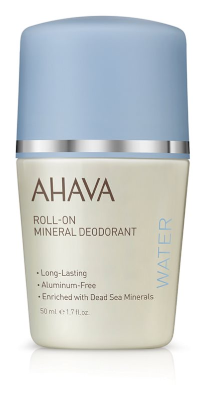 Ahava Dead Sea Water Mineral-Deodorant Roll-On