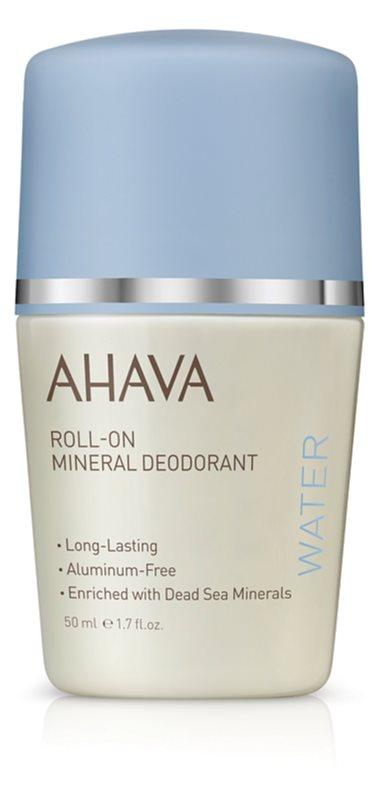 Ahava Dead Sea Water minerálny dezodorant roll-on