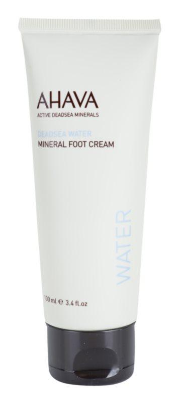 Ahava Dead Sea Water mineralna krema za noge
